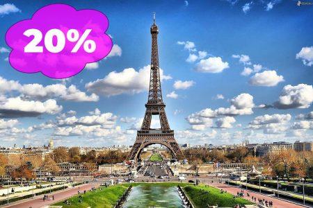 paris 20%